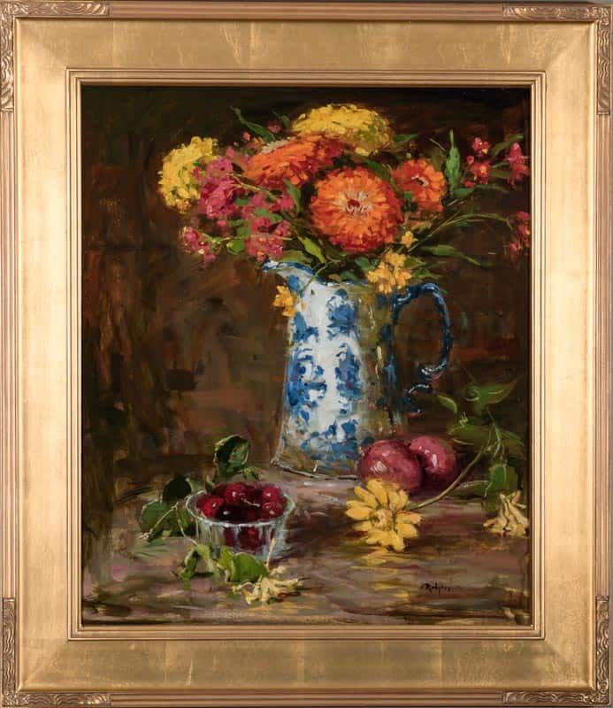 Late Summer Bouquet/3040 By Jim Rodgers